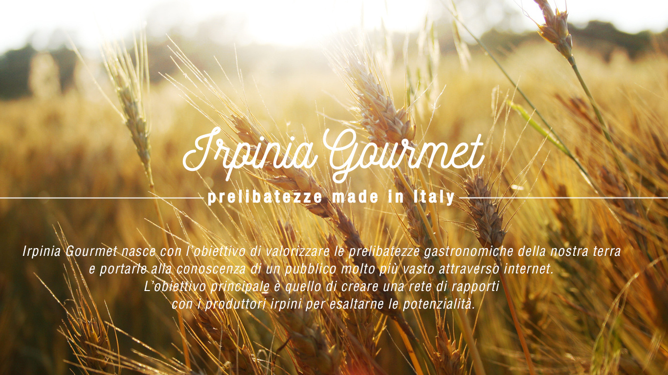 Irpinia Gourmet - About Us